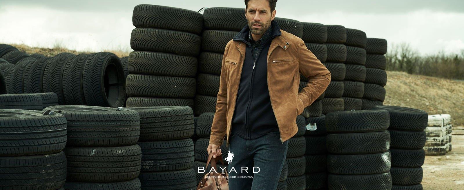 Boutique Bayard - Usine Roubaix