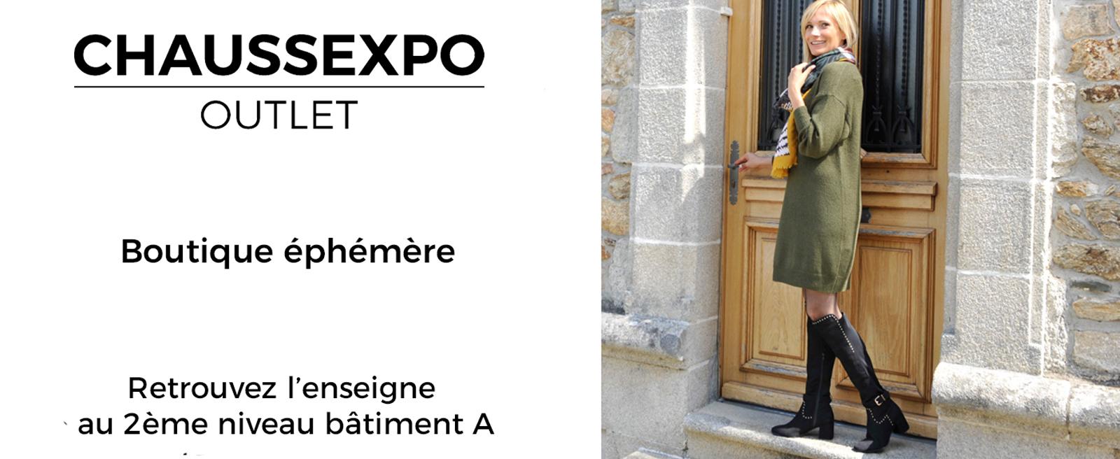 Boutique Chaussexpo - Usine Roubaix