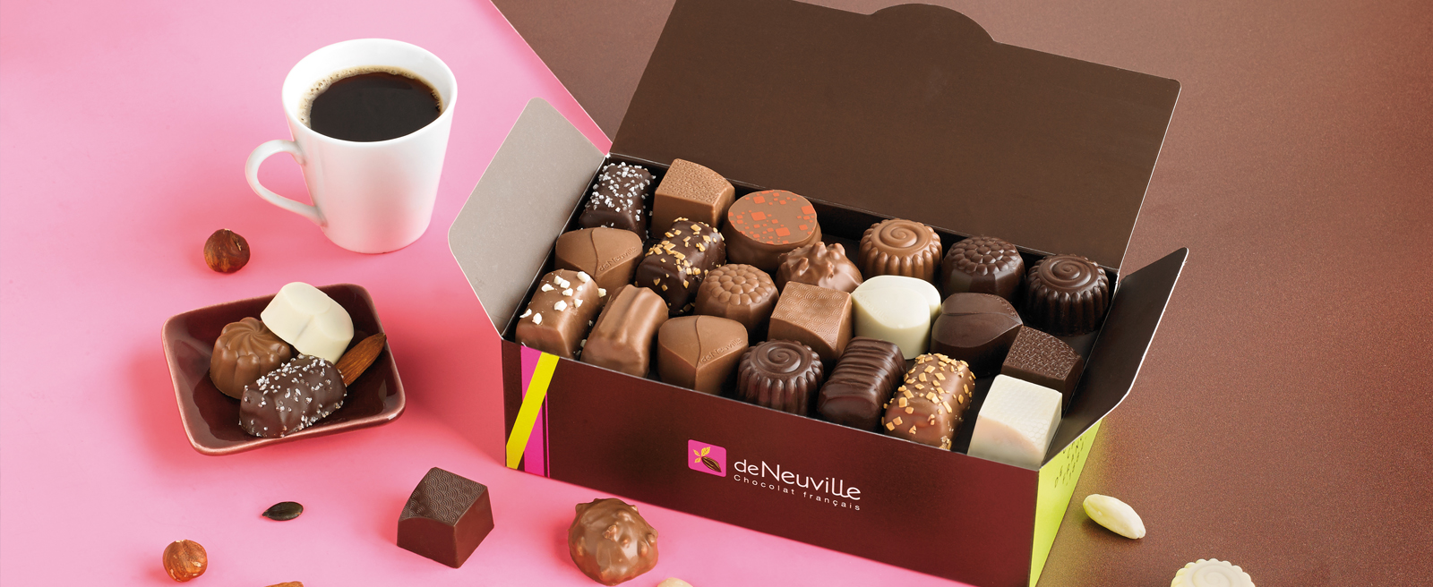 Chocolats de Neuville - Usines Center