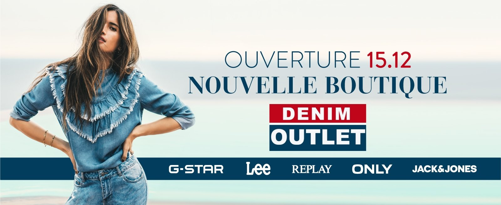 Denim Outlet - Nailloux Outlet Village