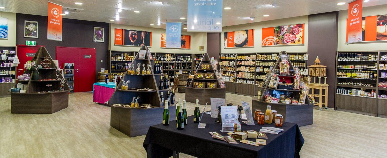 Boutique de Produits régionaux - Nailloux Outlet Village