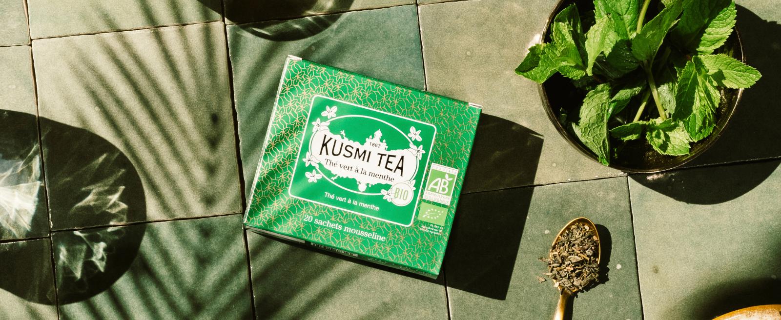 Kusmi Tea - Nailloux Outlet Village