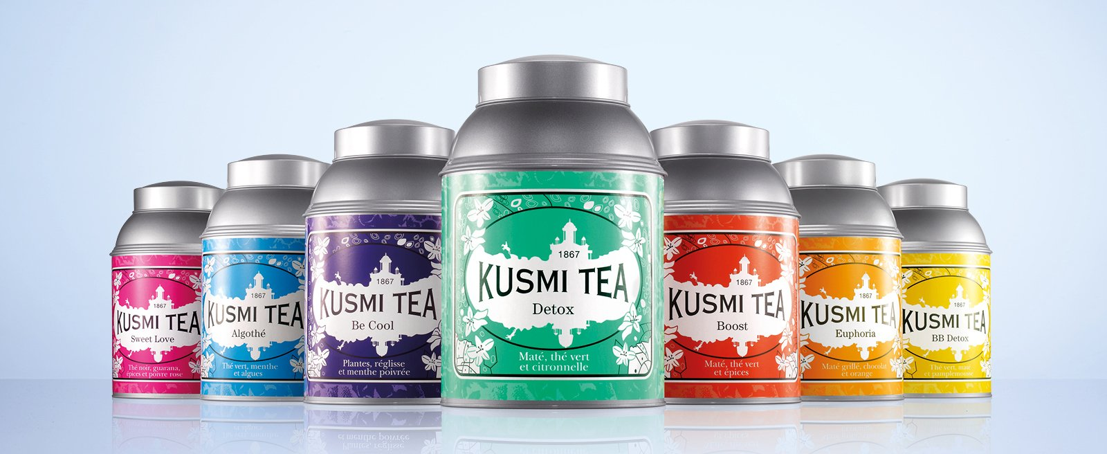 Boutique Kusmi Tea - Paddock Paris Est