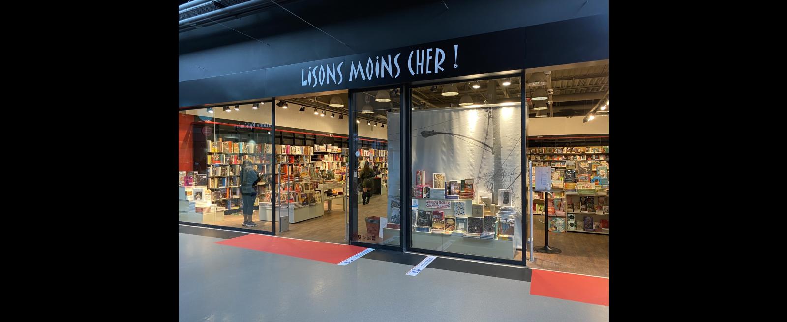 Boutique Lisons Moins Cher - Usines Center