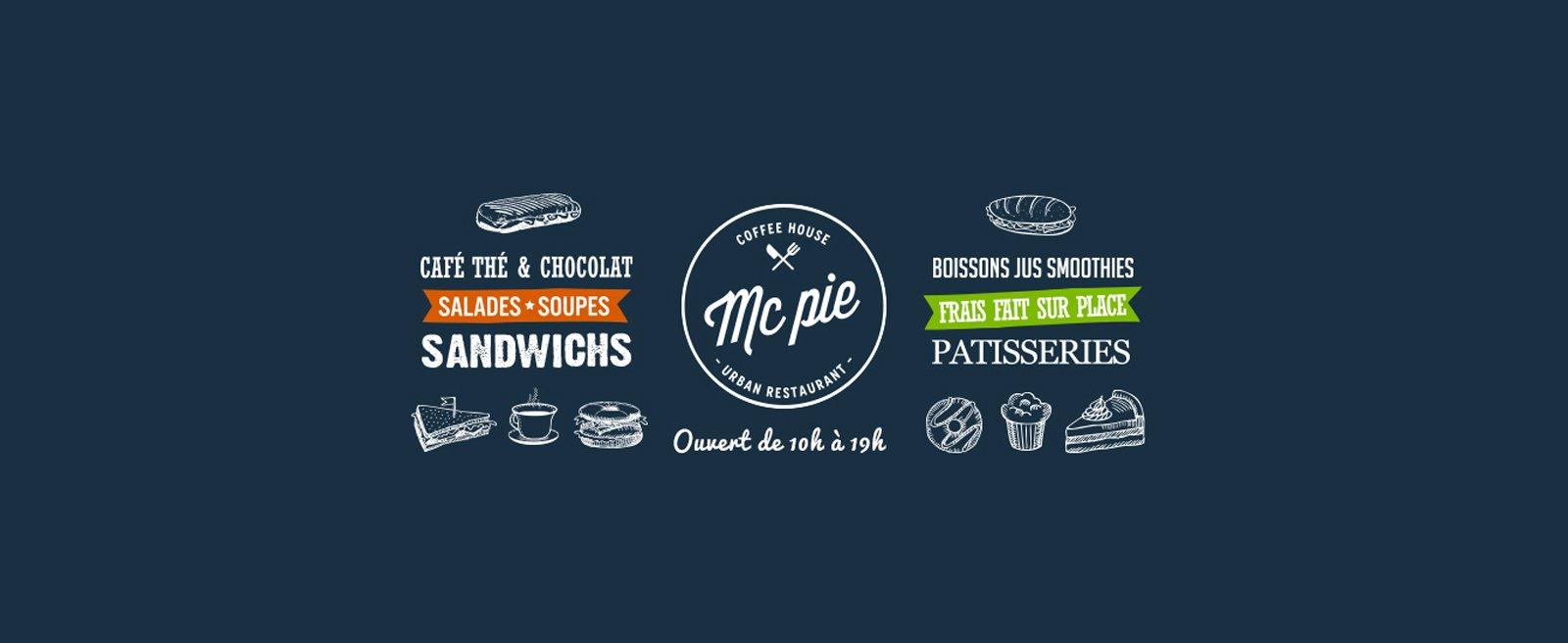 Restaurant Mc Pie - Channel Outlet Store