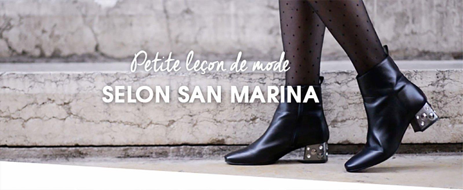 San Marina (boutique Moda Vista) - Honfleur Normandy Outlet