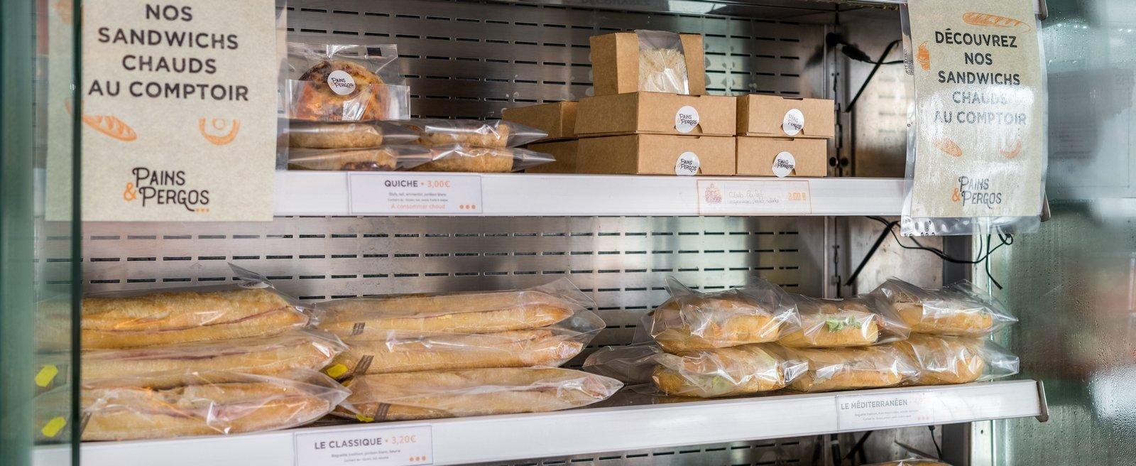 Snack Pains & Pergo - Nailloux Outlet Village