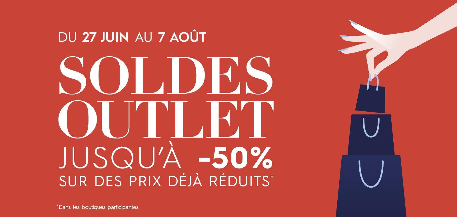 Summer Sales - Honfleur Normandy Outlet