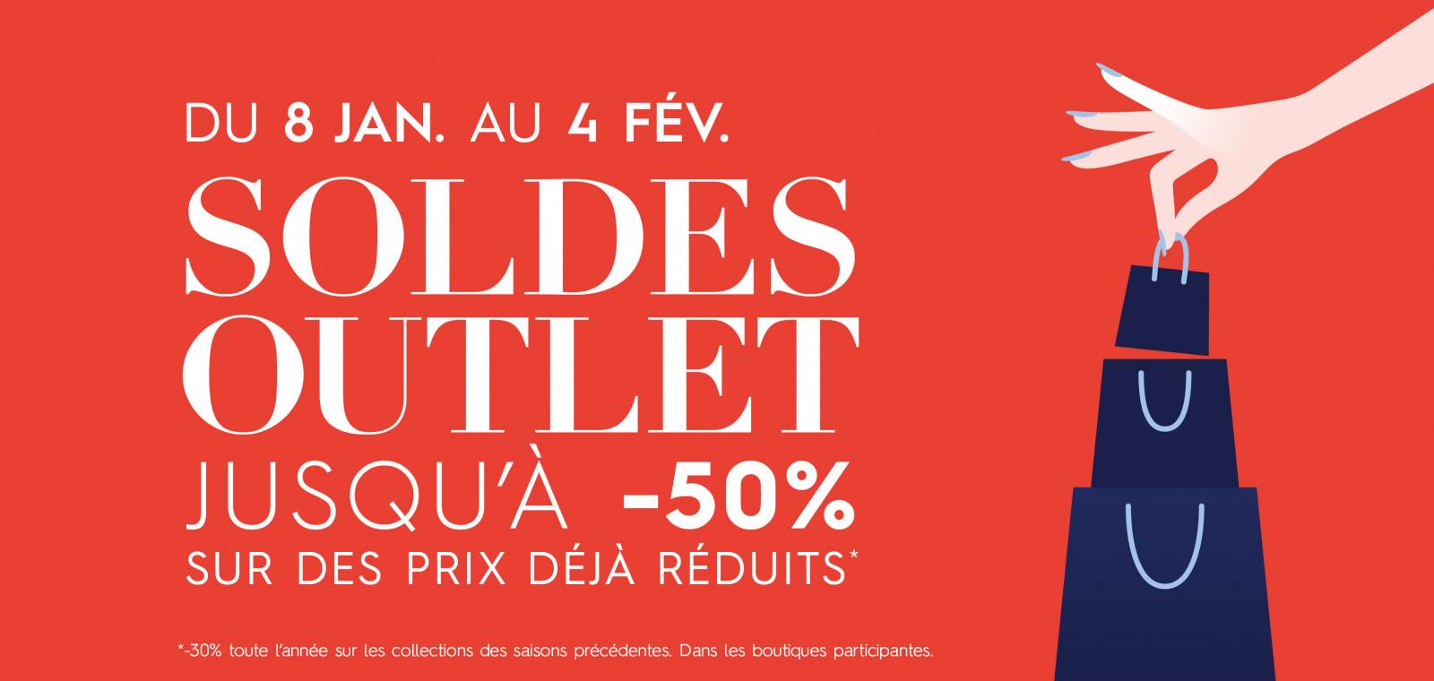 Soldes Hiver - L'Usine Mode & Maison