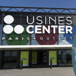 Usines Center Gonesse - Centre commercial outlet