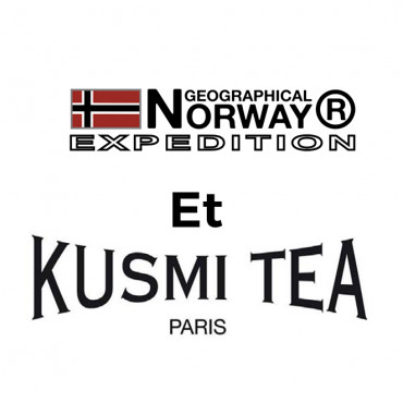 Geographical Norway X Kusmi Tea