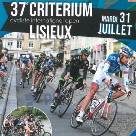 Criterium de Lisieux 2018