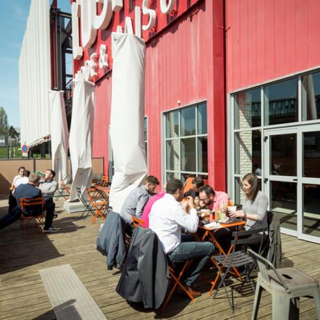 L'Usine Mode & Maison Vélizy-Villacoublay - Centre commercial outlet vue extérieure