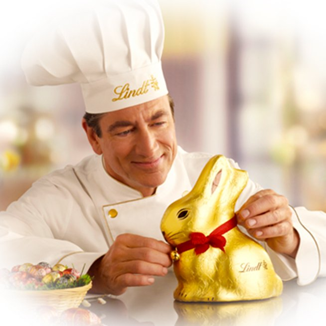 Fêtez Pâques avec Lindt