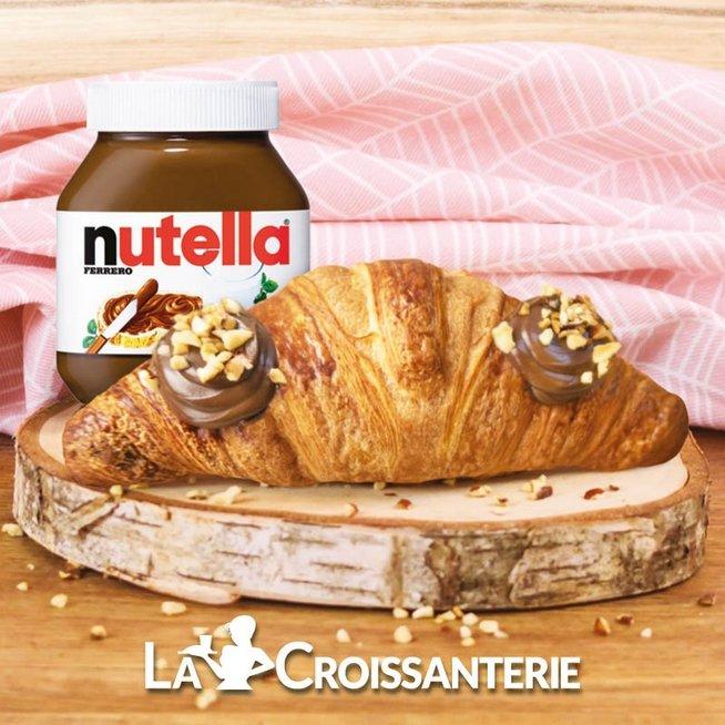 Croissant nutella La Croissanterie