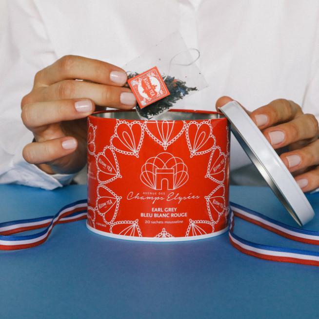 Nouveau Thé Kusmi Tea - L'Usine Mode & Maison