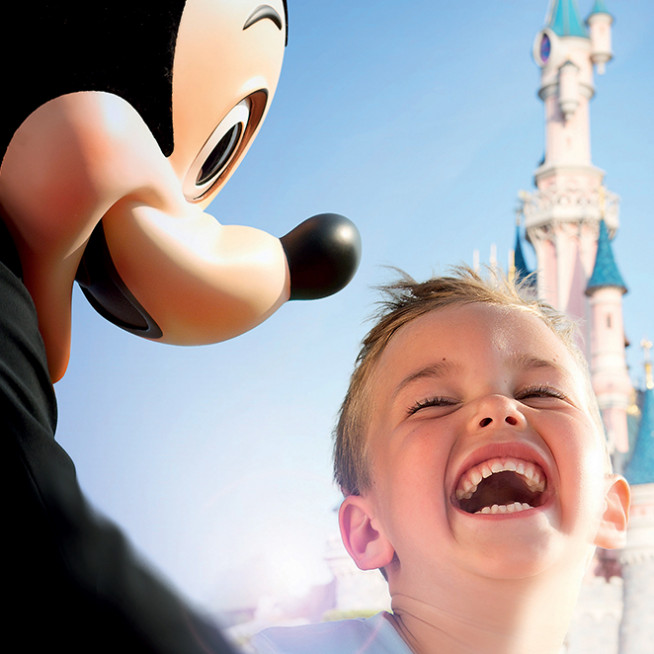Jeu Concours - Gagnez un séour à Disneyland Paris