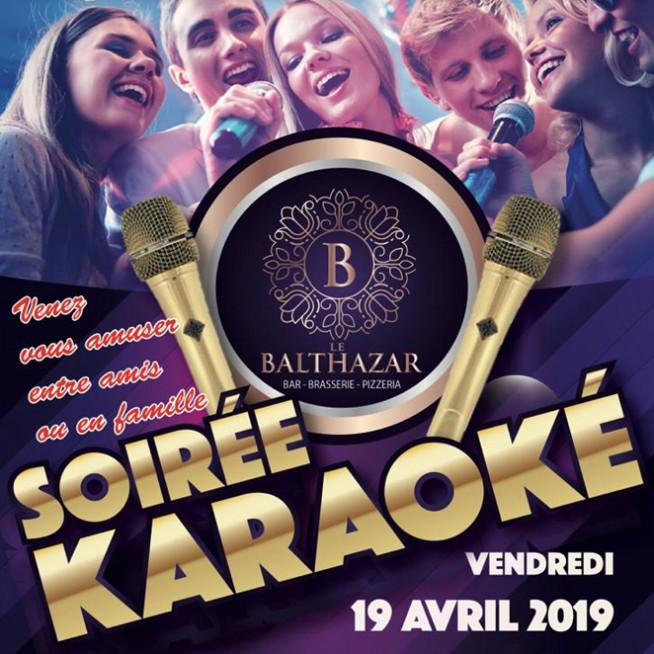 Karaoké Brasserie Le Balthazar - Usines Center