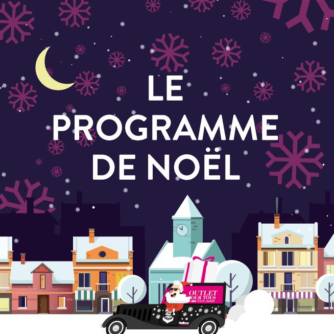 Père Noël Nailloux Outlet Village
