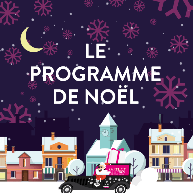 Père Noël Nailloux Outlet Village