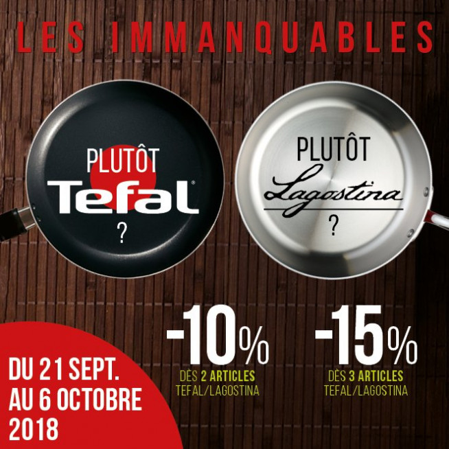 Les Immanquables Home & Cook - Channel Outlet Store