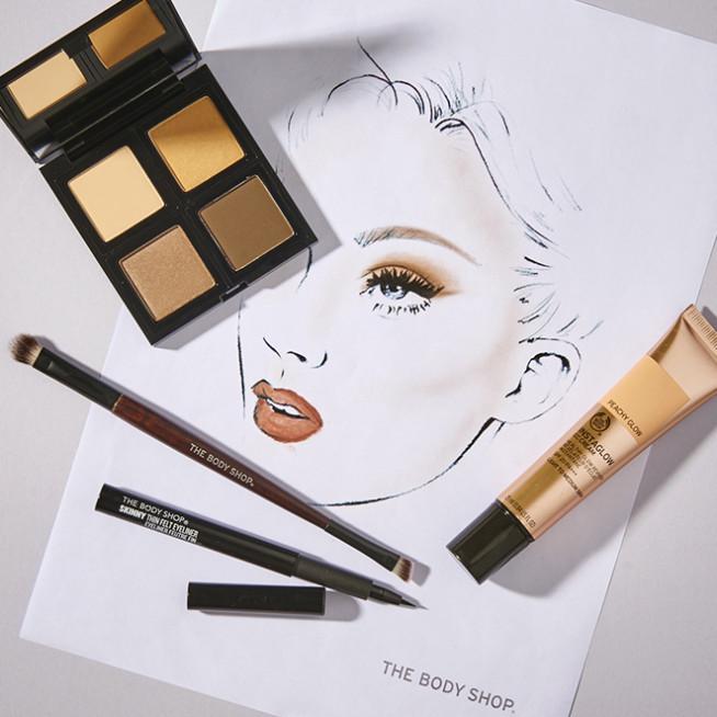 Make-up Flash The Body Shop - Honfleur Normandy Outlet