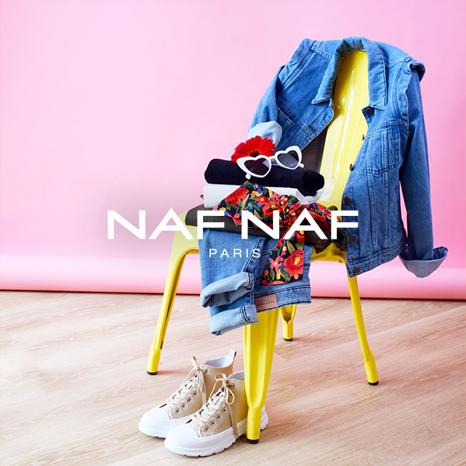 Nouvelle boutique Naf Naf