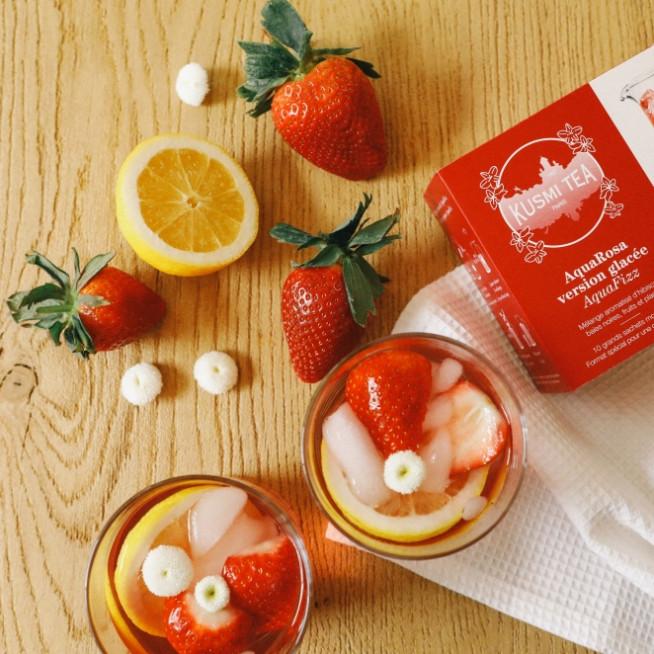 Thés glacés Kusmi Tea - L'Usine Mode & Maison