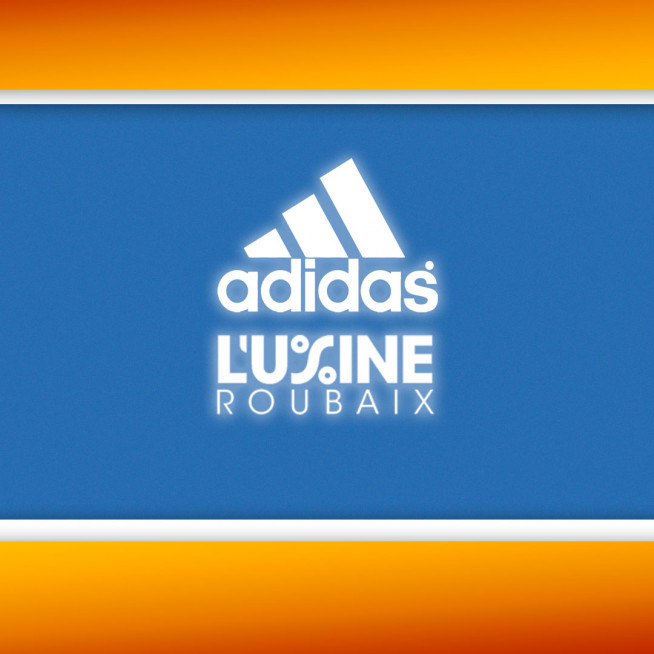 Ouverture Adidas