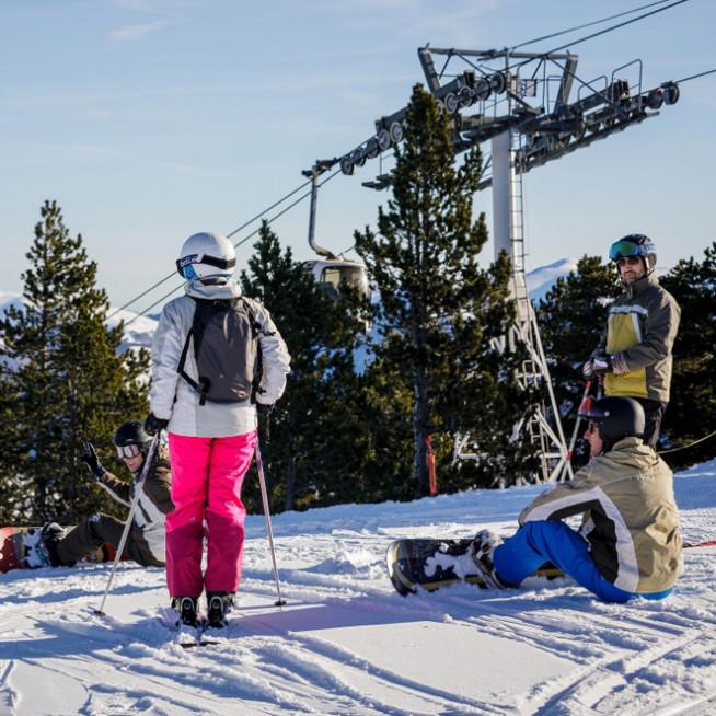 Forfaits de ski pas chers