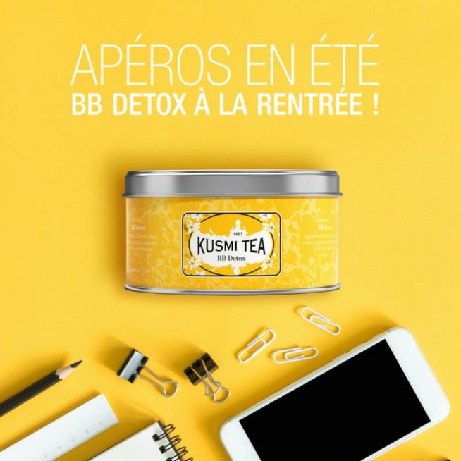 Thés detox Kusmi Tea - Channel Outlet Store