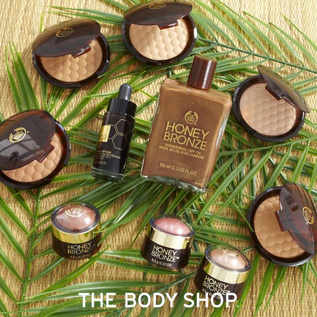 Boutique The Body Shop - Nailloux Outlet Village