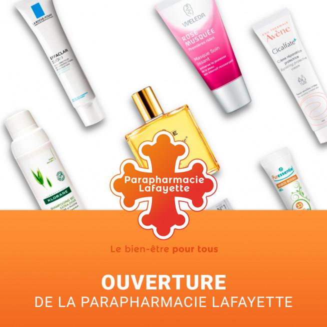 Ouverture Parapharmacie Lafayette