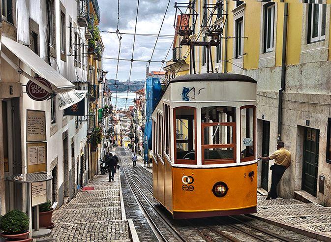 Un WE à Lisbonne à gagner - L'Usine Mode & Maison