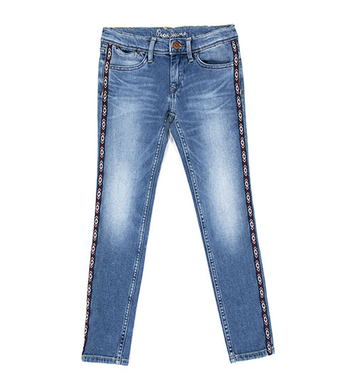 Jeans Fille PEPE JEANS LONDON