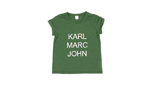 Tee-shirt Fille KMJ