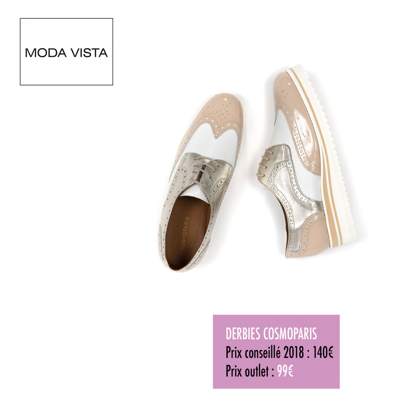 Derbies COSMOPARIS MODAVISTA