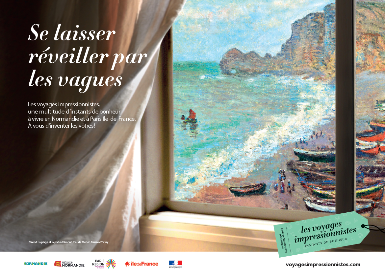 Visuel Expo Voyages Impressionnistes Mai-Juin 2018