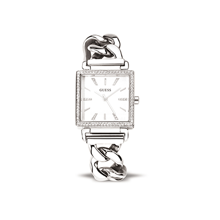F - Guess montre Corbeille d'Or