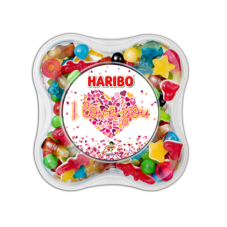 H - Haribo Boite I Love You