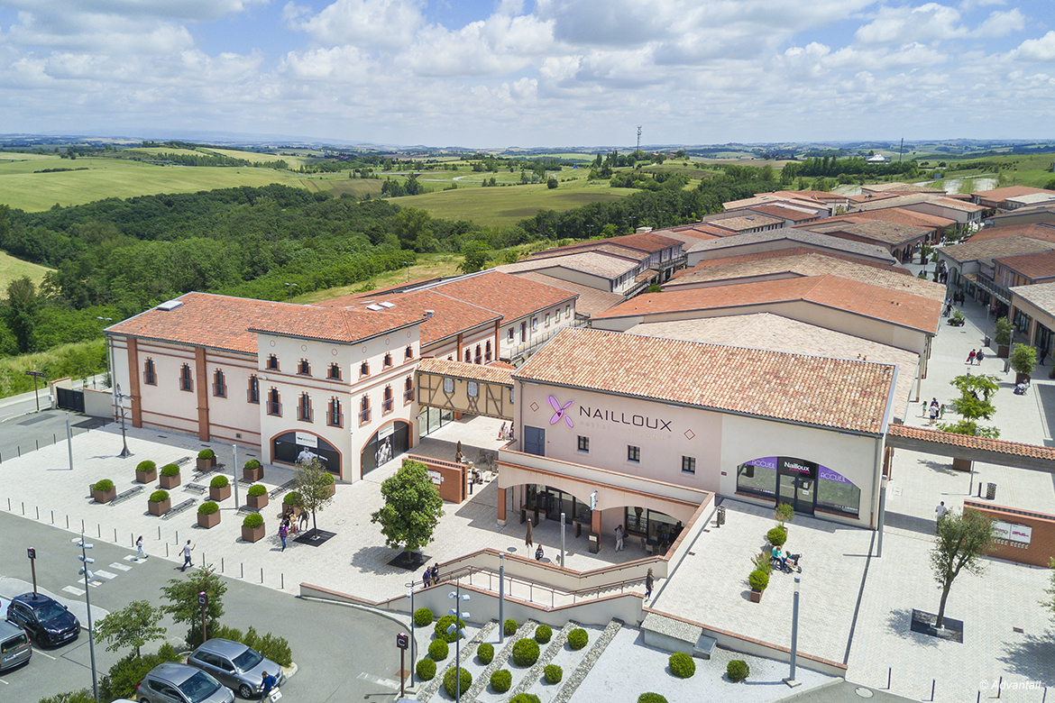 Nailloux Outlet Village