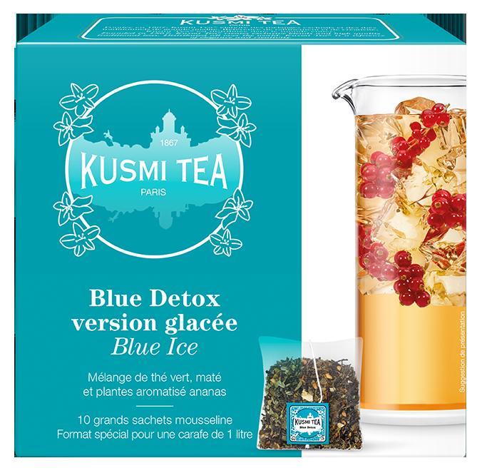 Visuel Kusmi Tea