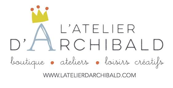 Logo Atelier d'Archibald