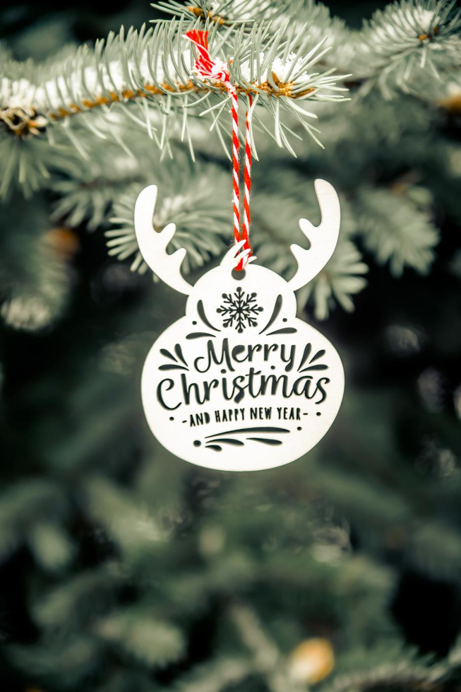 Visuel Merry Christmas