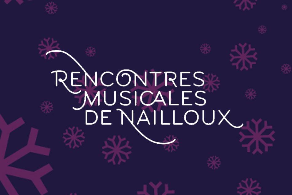 Rencontres Musicales de Nailloux - Concert du 15/12/2018
