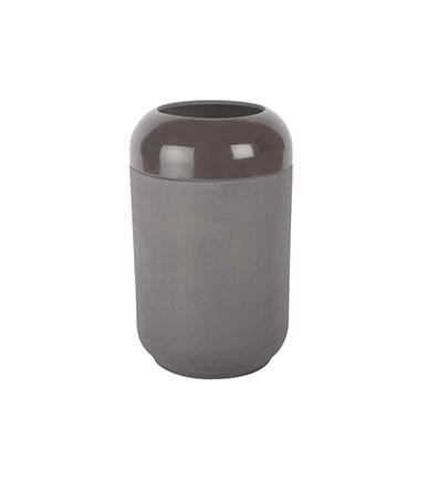Vase grand format Terra Pavot - Degrenne Factory