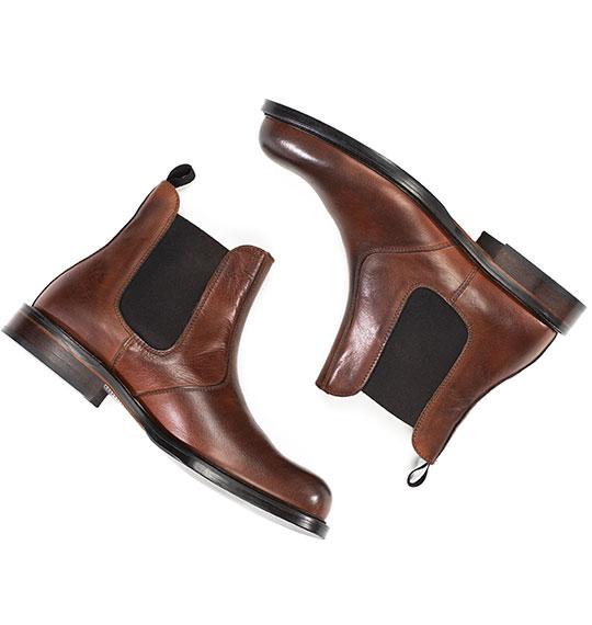 Salamander Boots marron