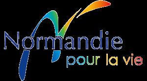 Logo Normandie pour la vie