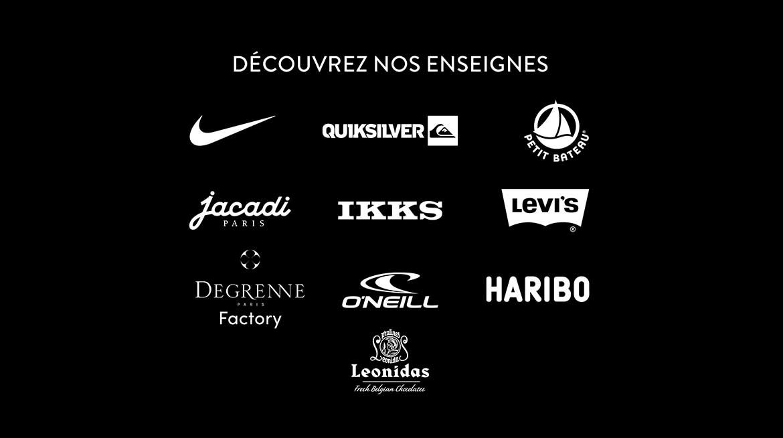 Bandeau marques UC