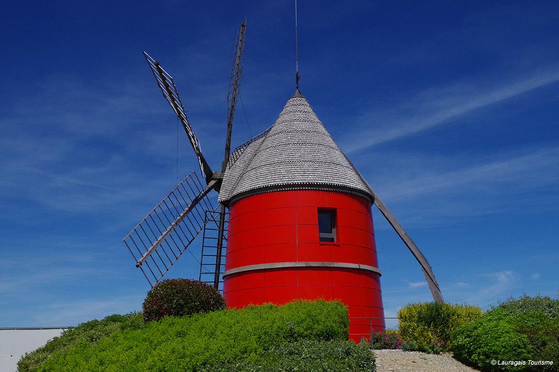 Moulin à 6 ailes de Nailloux